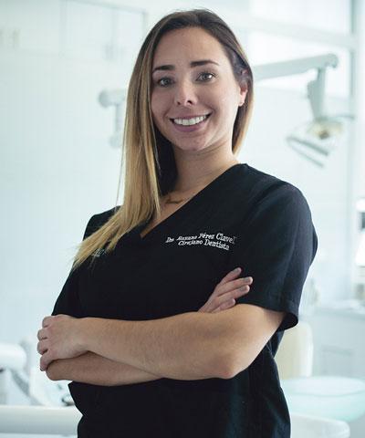 Dra. Roxana Pérez Clavell